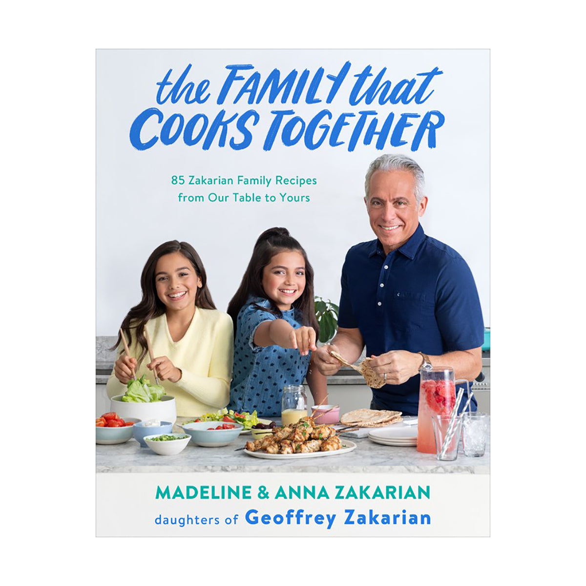 The Family that Cooks Together (Baker's Dozen Bundle) - Signed & Personalized