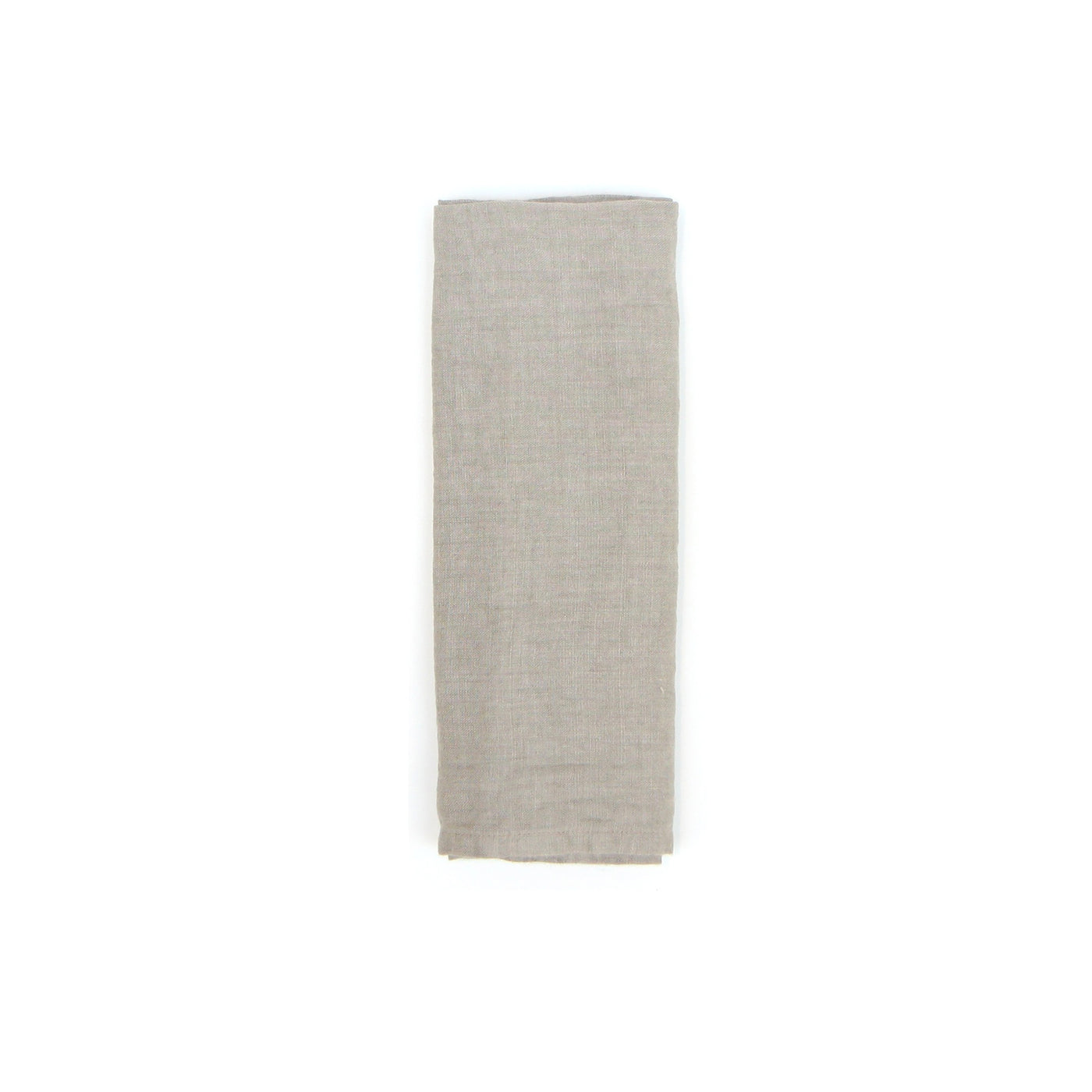Washed Linen Napkin - Flax
