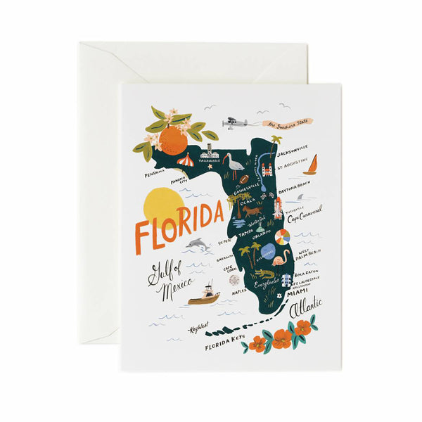 Florida Art Card