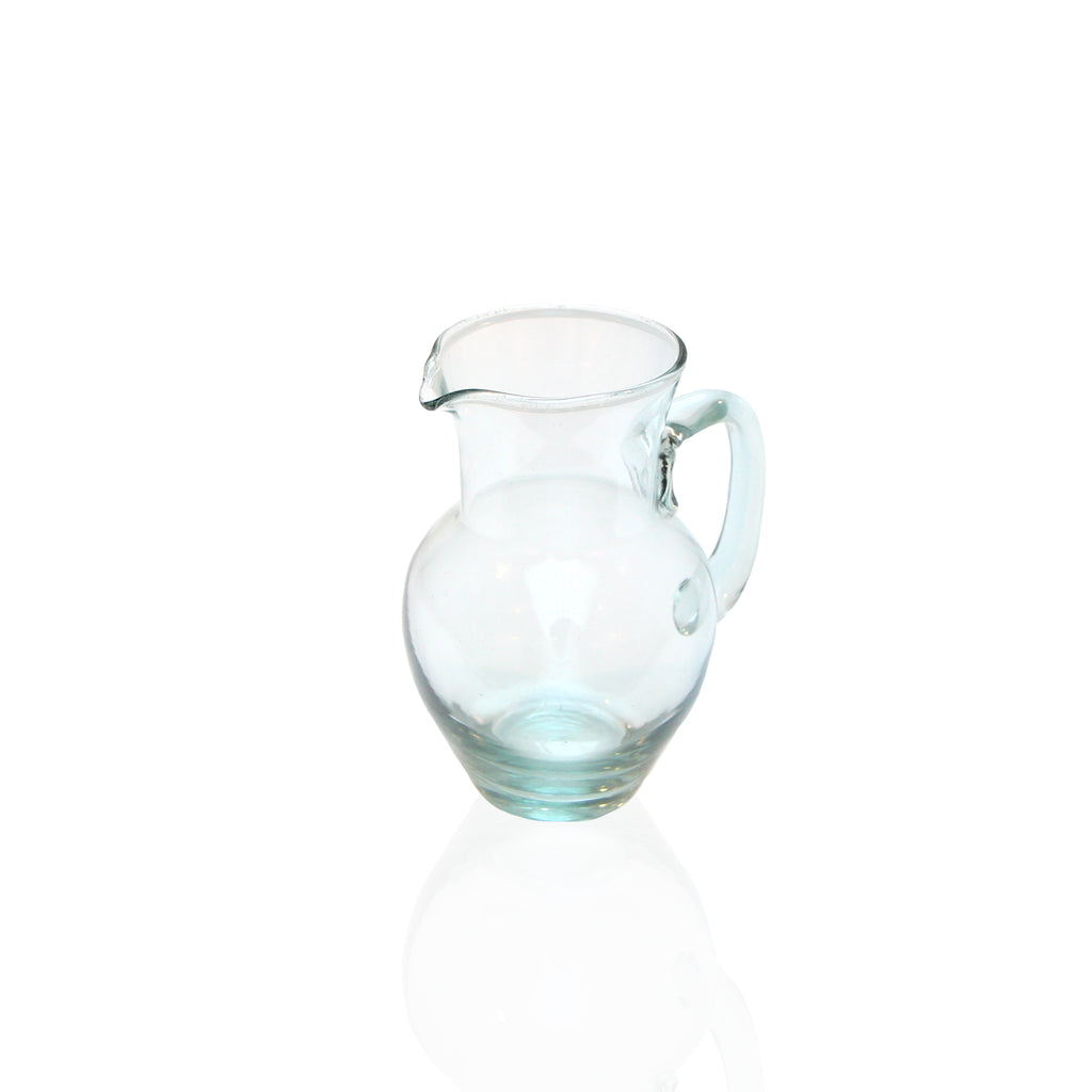 Small Glass Pitcher
