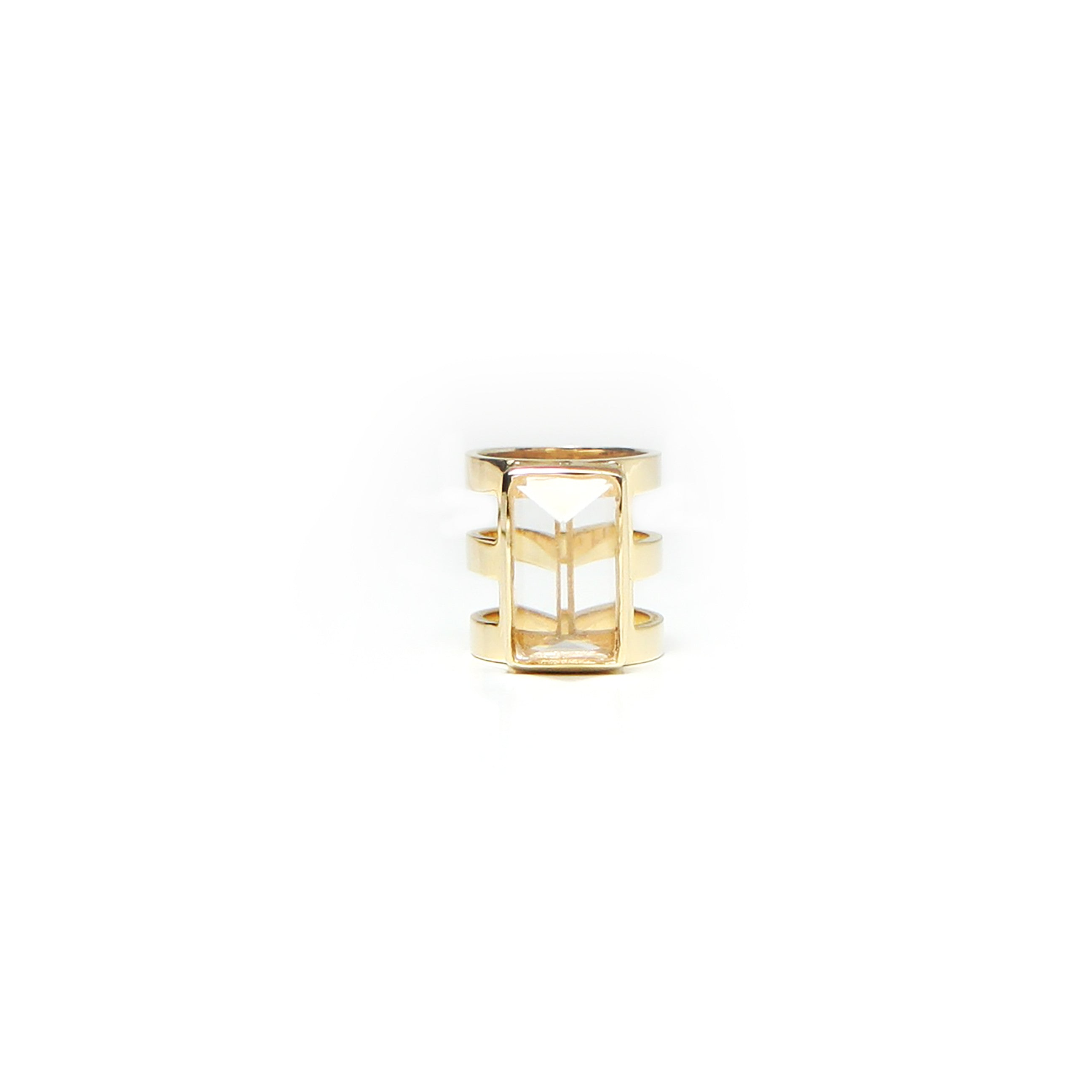 Paige Novick Glass Ring