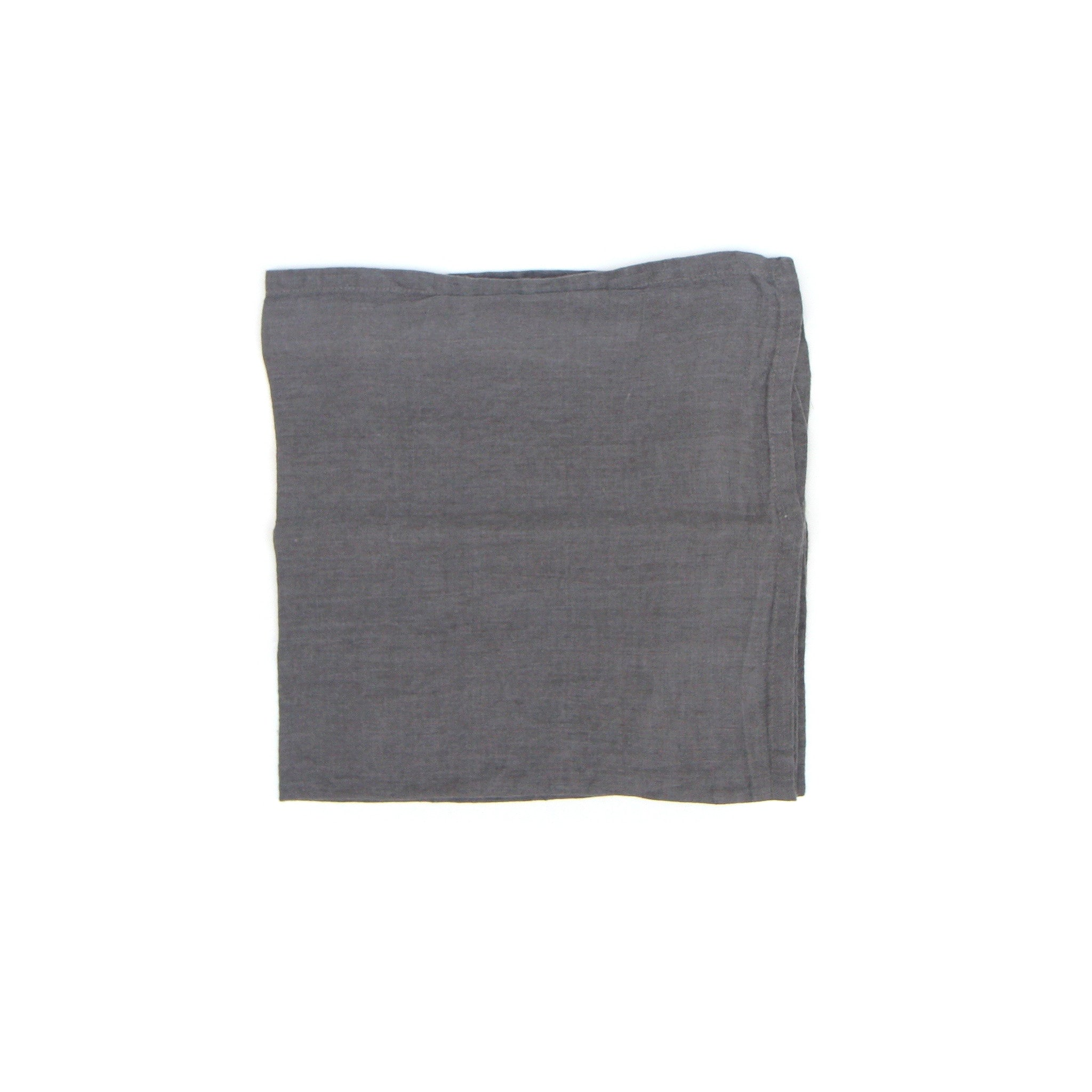 Washed Linen Napkin - Grey