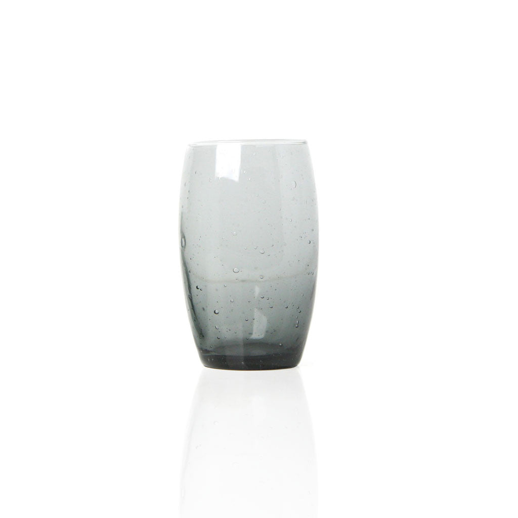 Grey Hi-Ball Glass