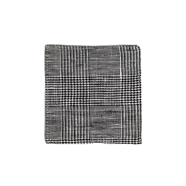 Linen Coaster - Glen Plaid