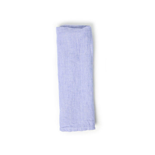 Washed Linen Napkin - Colony Blue