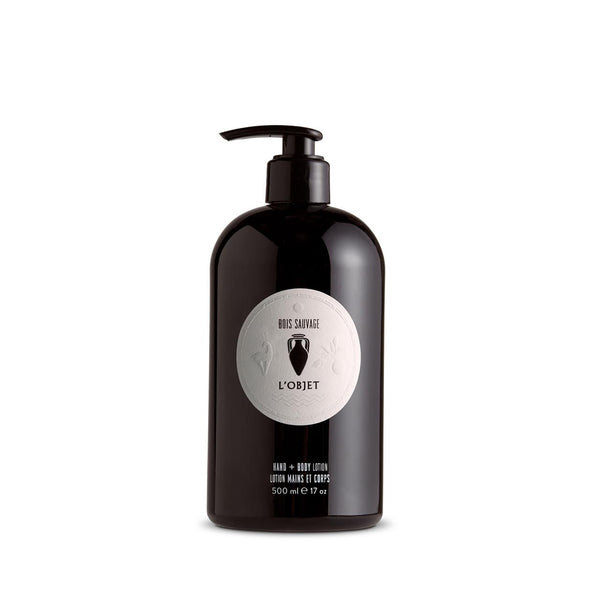 Hand & Body Lotion - Bois Sauvage