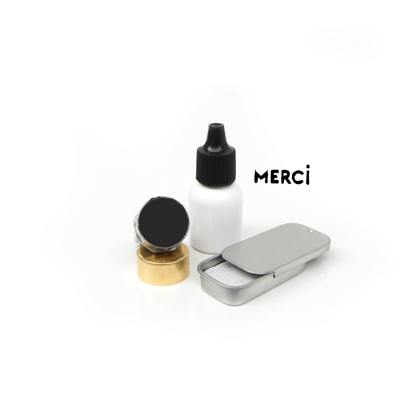 Thumbstamp Set - Merci