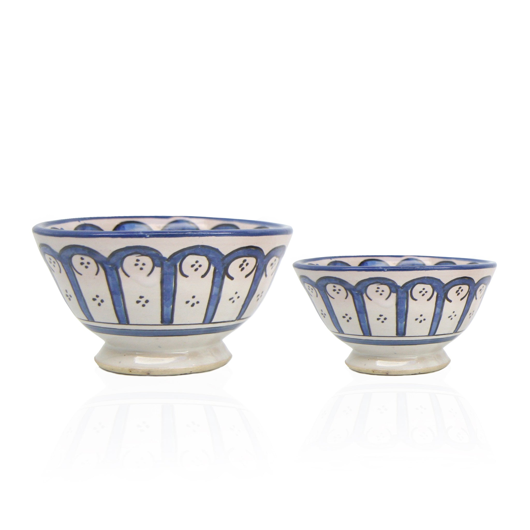 Handpainted Moroccan Bowls