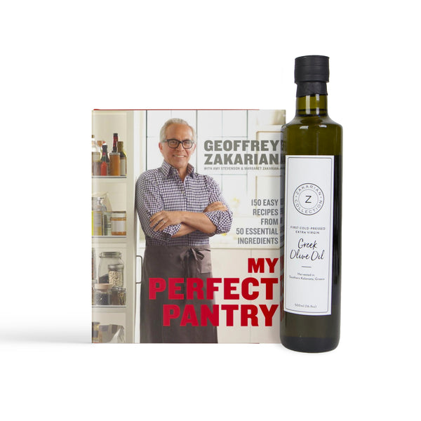 My Perfect Pantry & Zakarian Greek Olive Oil