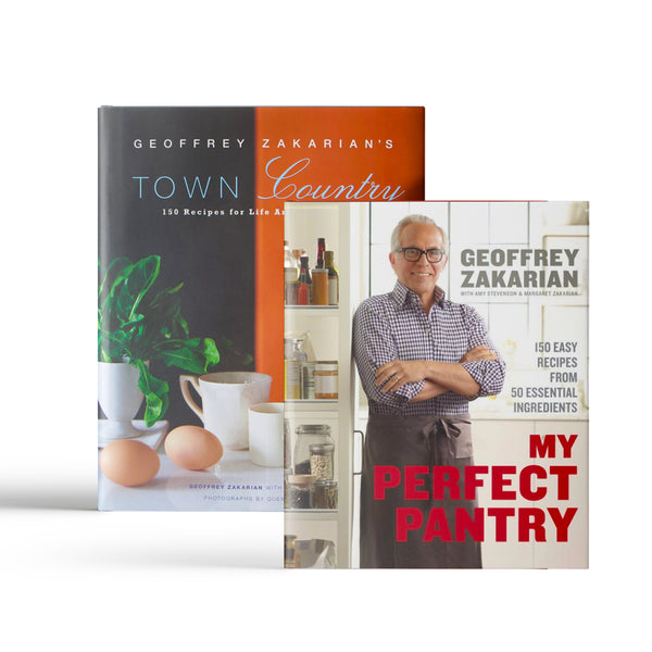 The Essentials Bundle: My Perfect Pantry & Town/Country - Signed & Personalized