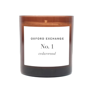 OE Candle No. 1 Cedarwood