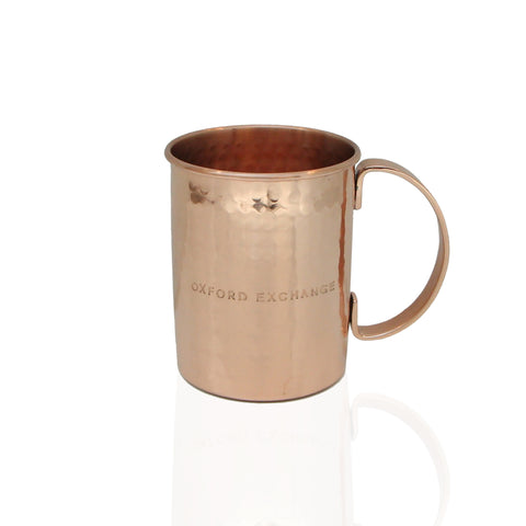 Oxford Exchange Copper Mug