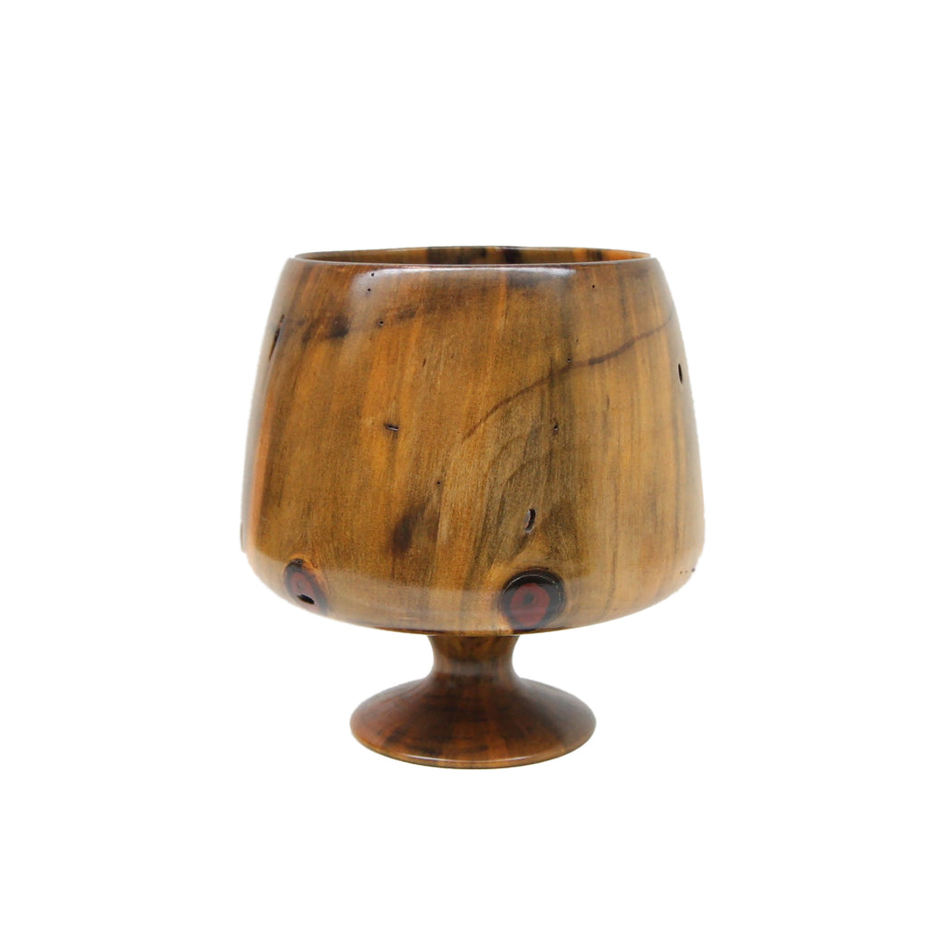 Richard Dwyer - Norfolk Island Pine Pedestal Bowl