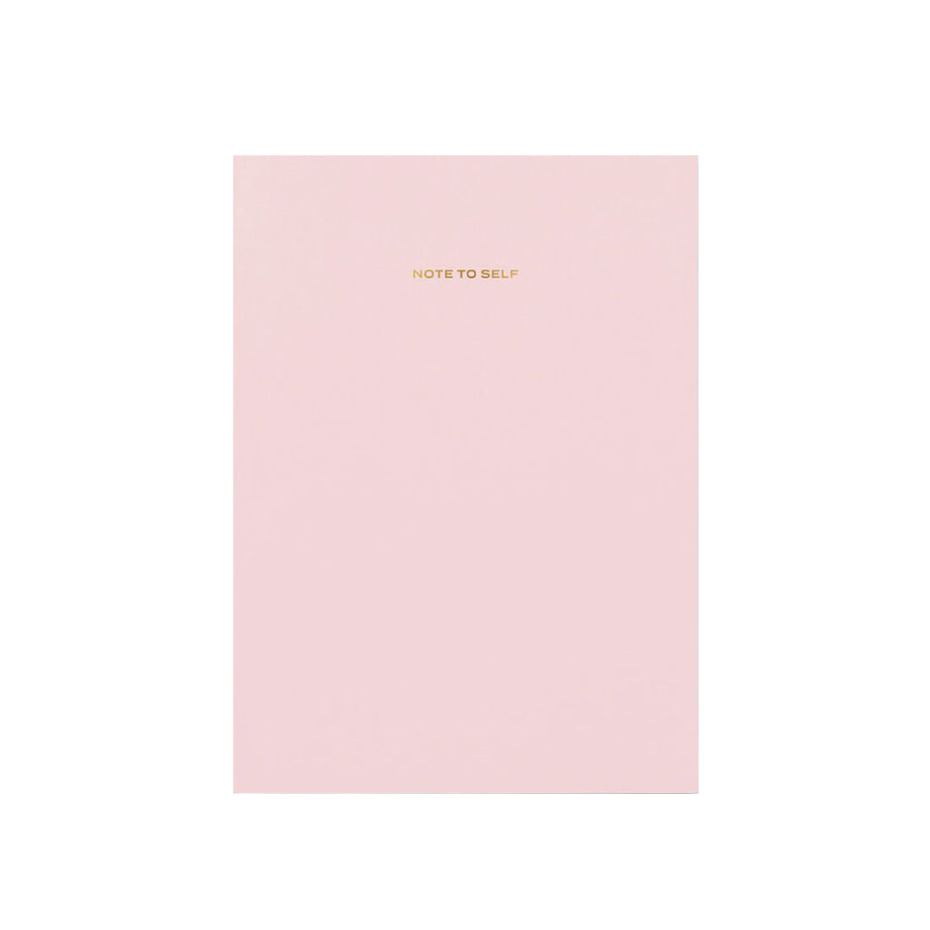 Note to Self Journal - Pink