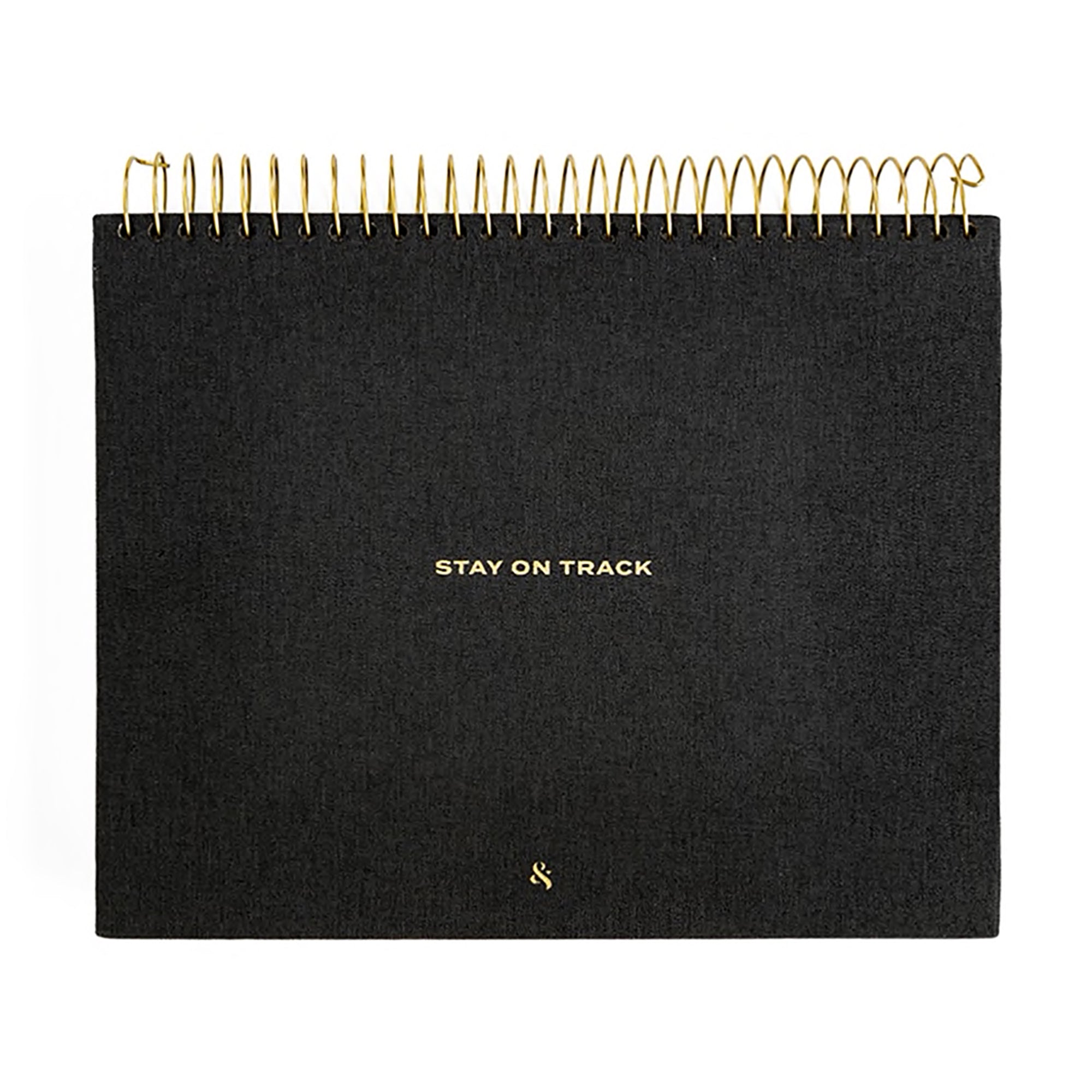 Stay On Track Notepad