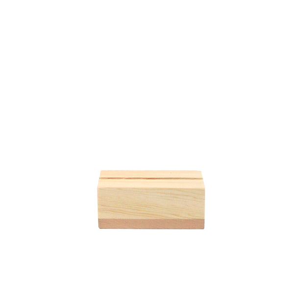 Rectangle Place Card Holder