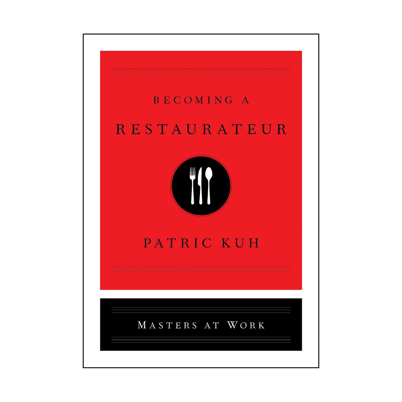 Becoming a Restauranteur