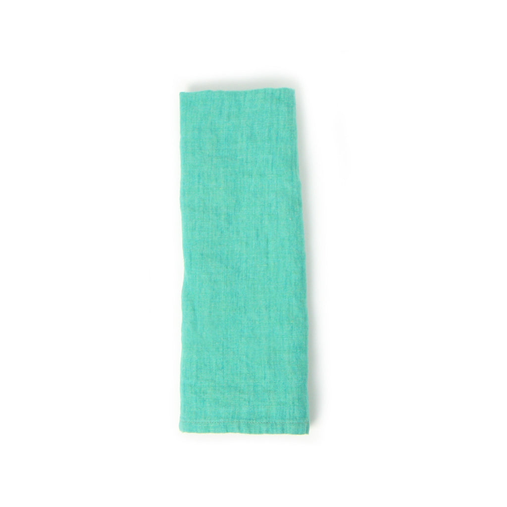 Washed Linen Napkin - Capri