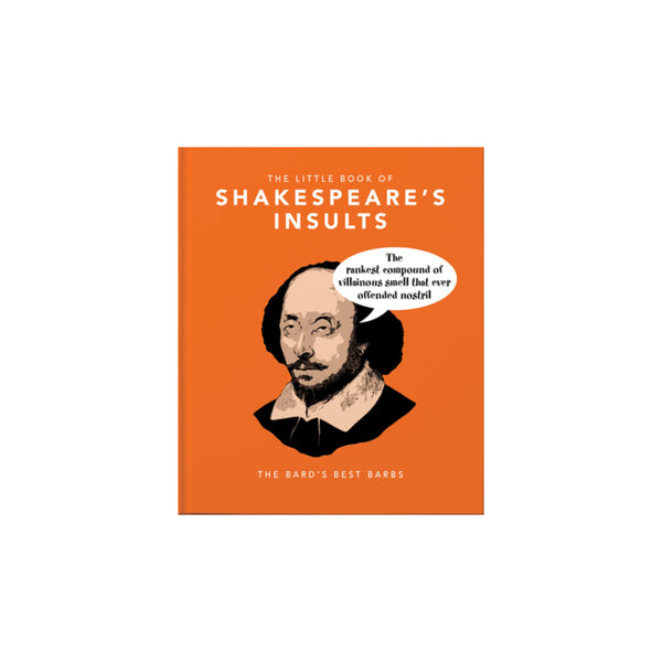 Little Book of Shakespeare's Insults