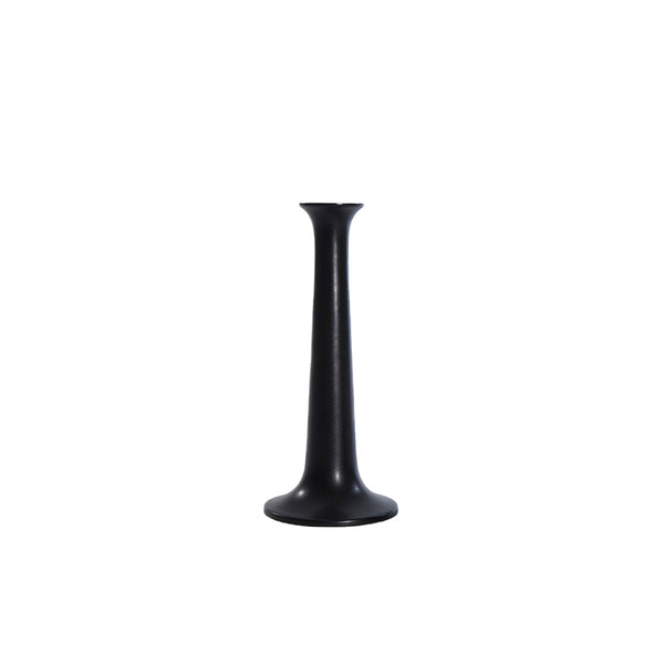 Simple Candle Holder - Black, Large