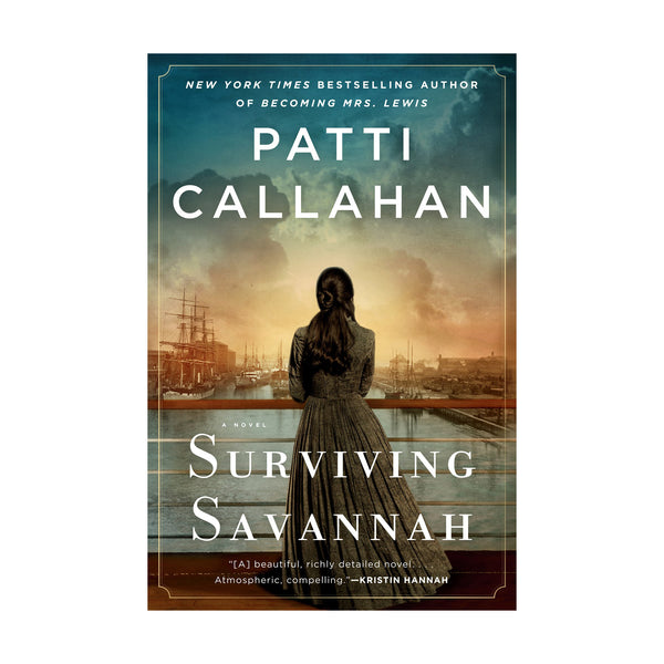 Surviving Savannah (Preorder) - Signed