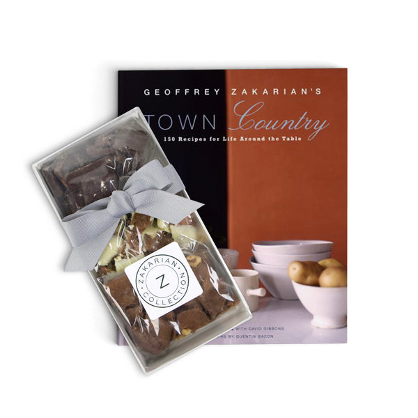Town/Country (Signed & Personalized) & Toffee Trio