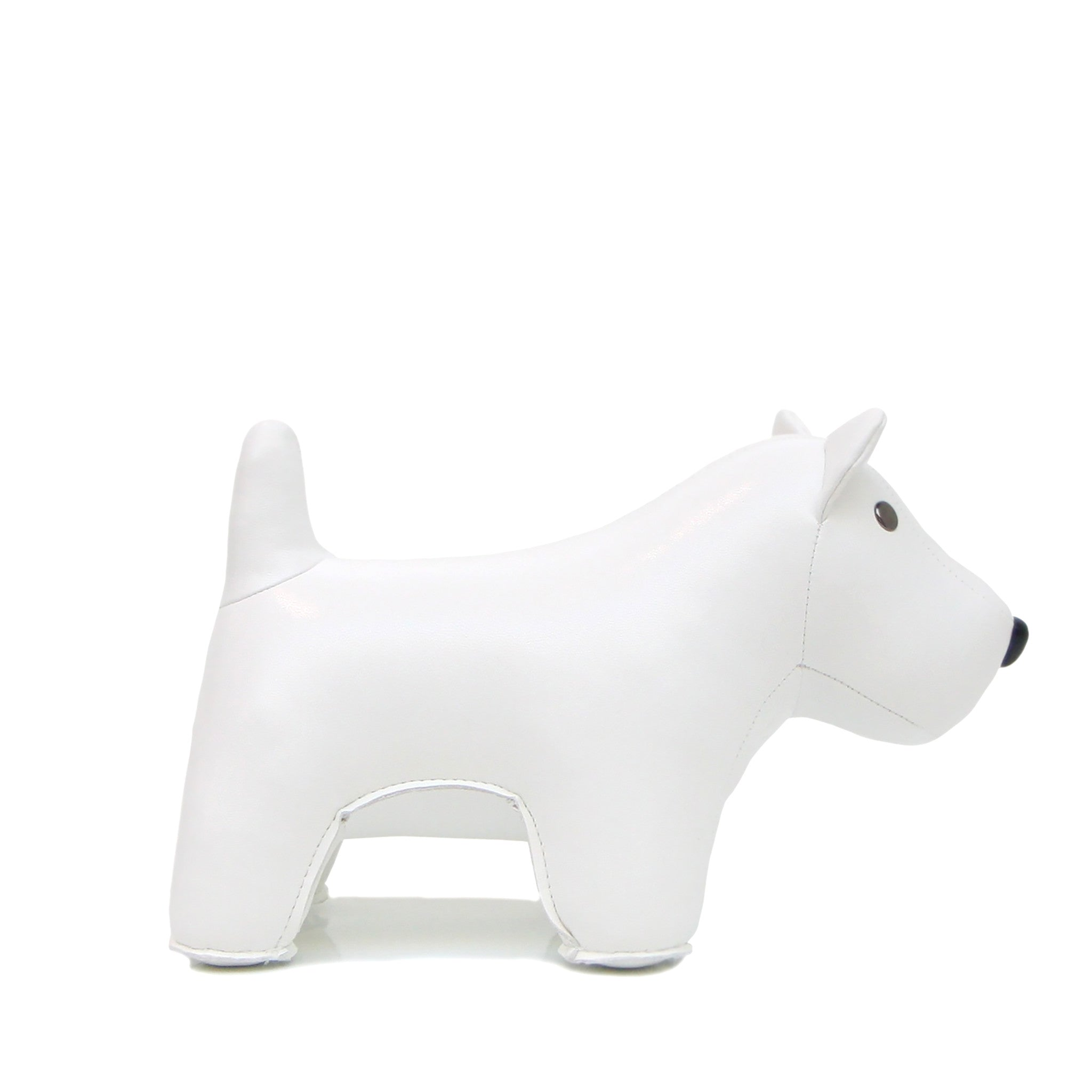 West Highland Terrier Bookend