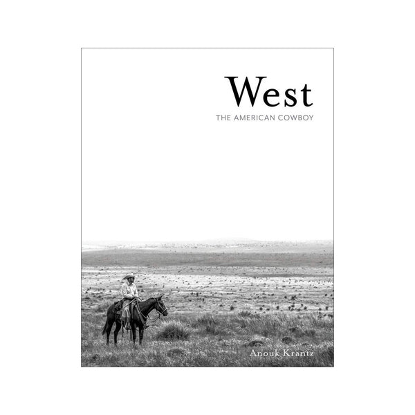 West: The American Cowboy - Signed