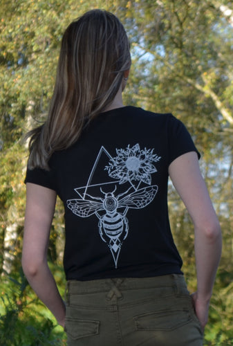 Honey Bee Organic T-Shir