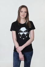Load image into Gallery viewer, Future Past Symbol T-shirt Black