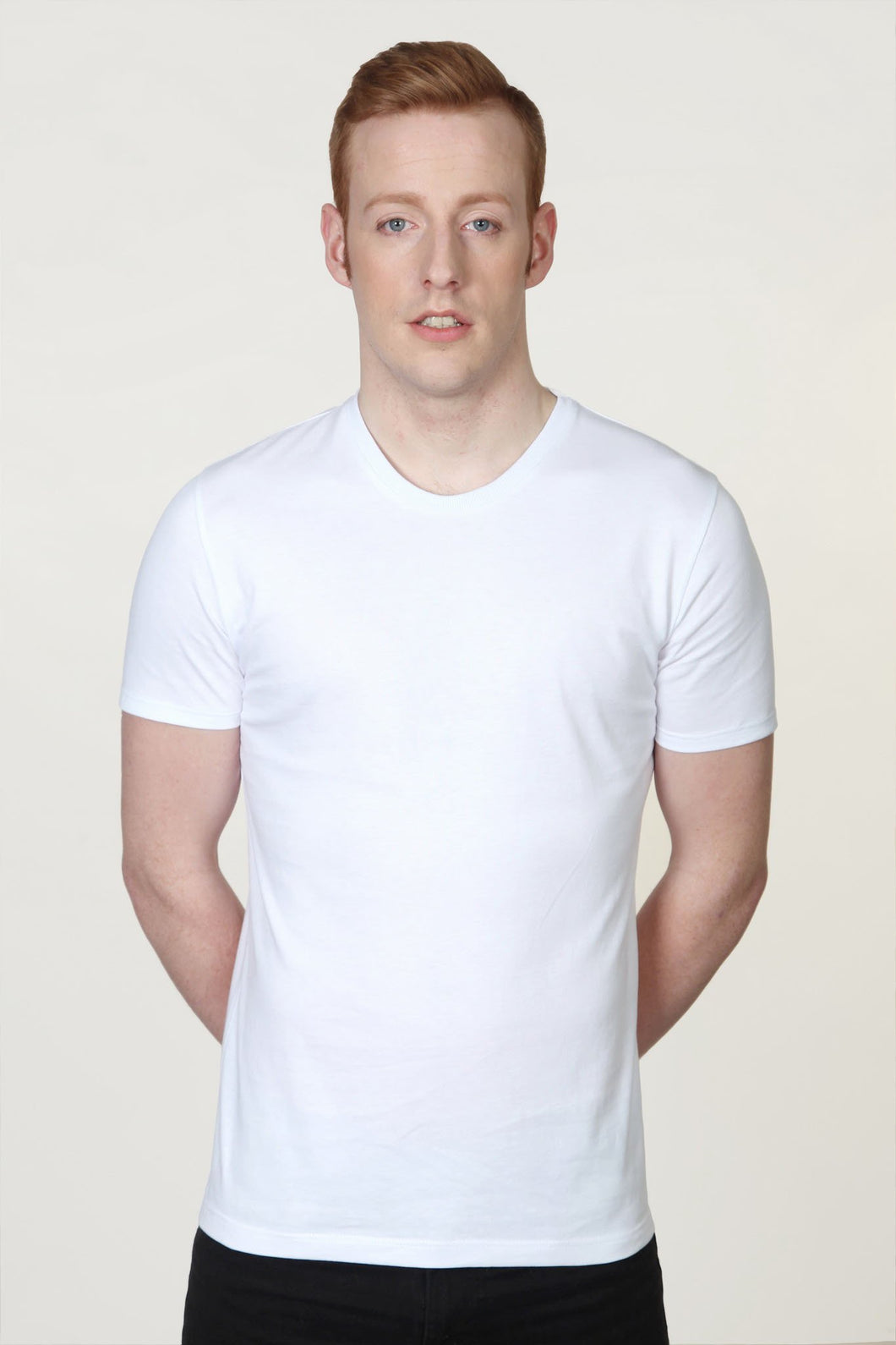 Men's Organic T-Shirt White