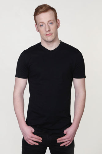 Men's Organic T-Shirt Black