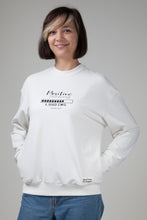 Load image into Gallery viewer, Positive Thinking Women's Sweatshirt with Pockets