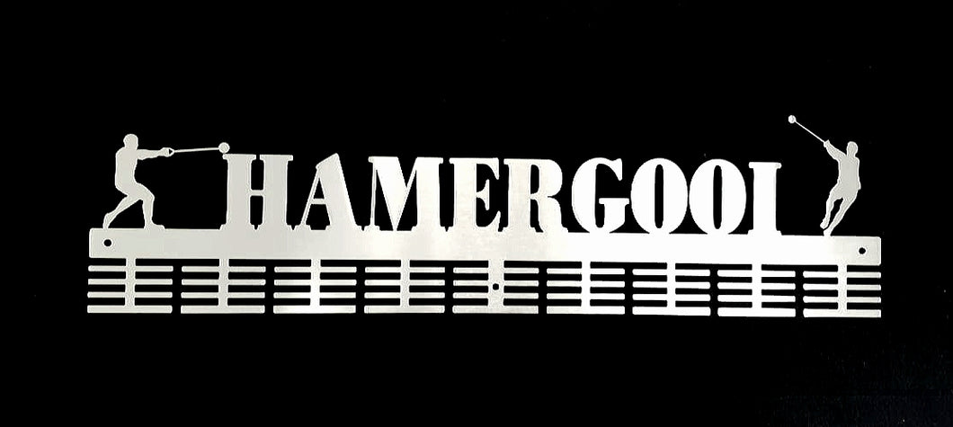 Hamergooi 72 tier Medal hanger (option of colors available)