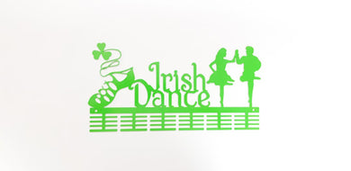 Irish Dancing 48 tier medal hanger (option of colors available)