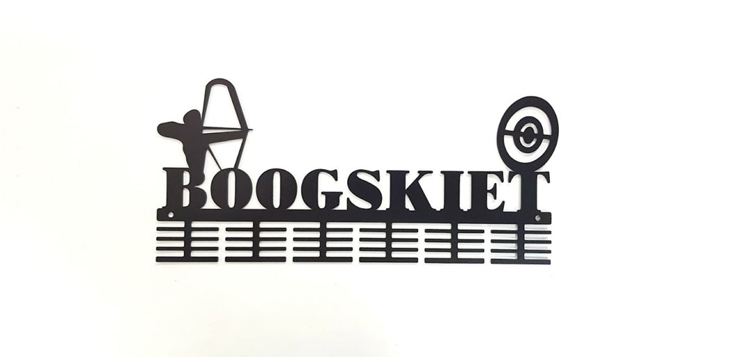 Boogskiet 48 tier medal hanger (option of colors available)