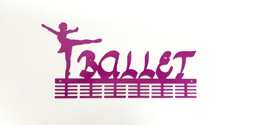 Ballet 48 tier medal hanger (option of colors available)