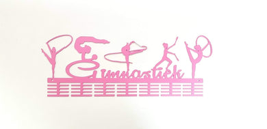 Gimnastiek Rhythmic mixed 56 tier medal hanger (option of colors available)