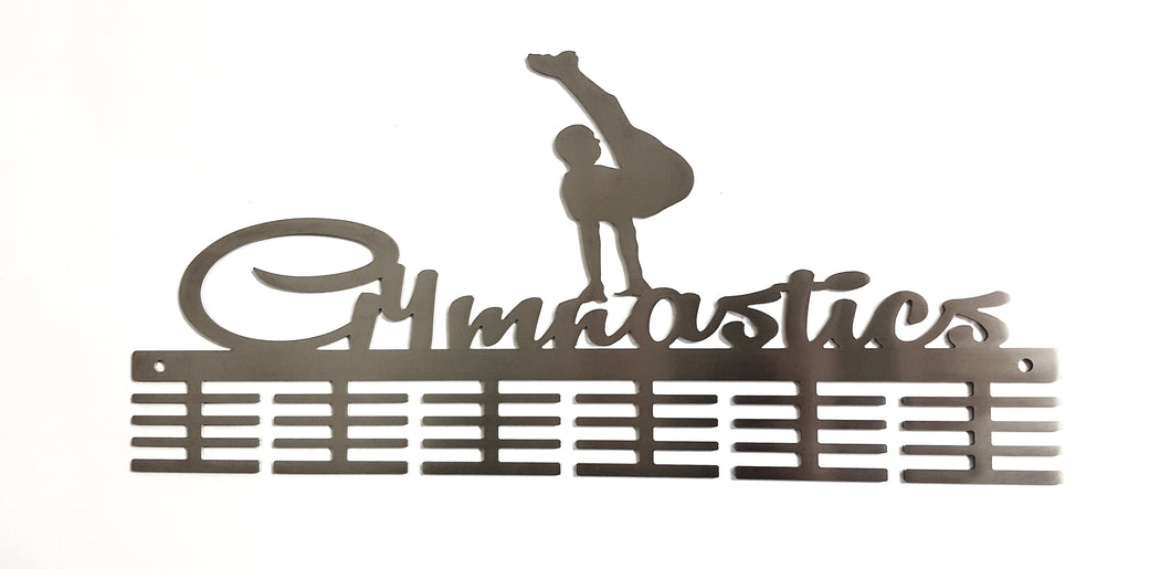 Gymnastics Male 48 tier medal hanger (option of colors available)