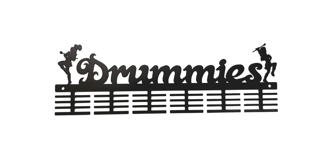 Drummies 48 tier medal hanger (option of colors available)