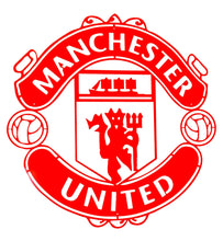 Load image into Gallery viewer, Manchester United Football Club Mounted Wall Art Design