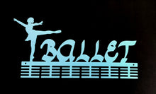 Load image into Gallery viewer, Ballet 48 tier medal hanger (option of colors available)