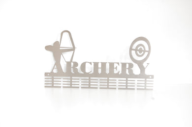 Archery 48 tier medal hanger (option of colors available)