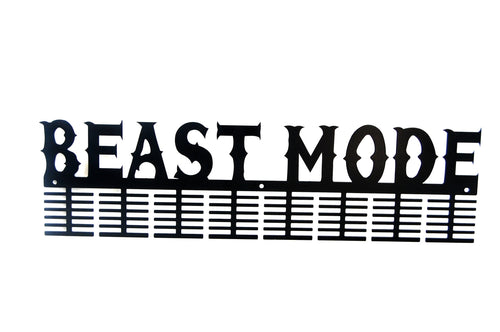 Beast Mode 96 tier medal hanger (option of colors available)