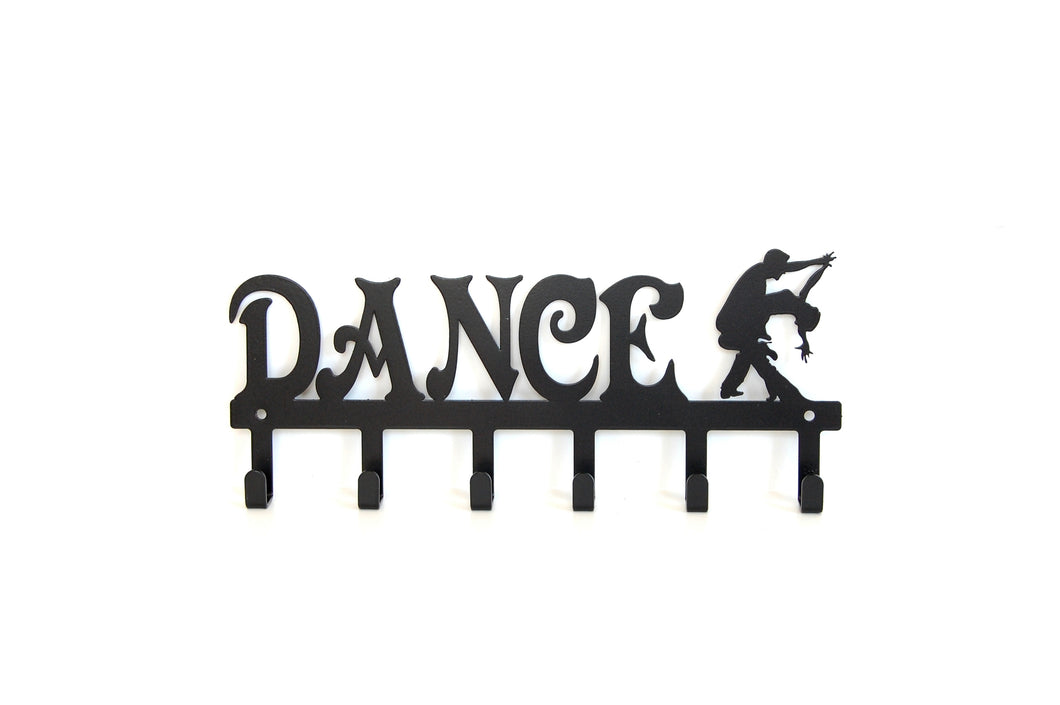 Dance 6 hook Key hook (option of colors available)