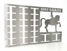 Load image into Gallery viewer, Horse Rosette Hangers in a Stainless steel brush finish