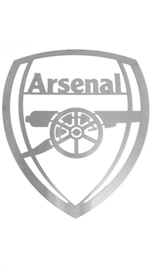 Arsenal Mounted Wall Art Design