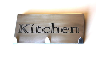 Kitchen Dish Cloth Hanger