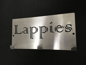 Lappies Dish Cloth Hanger