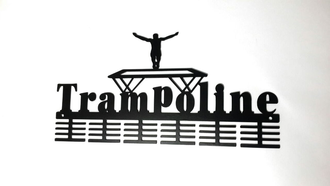 Trampoline 48 tier medal hanger (option of colors available)